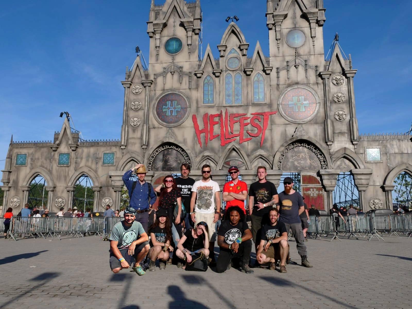 Vidéo retour du Hellfest 2018
