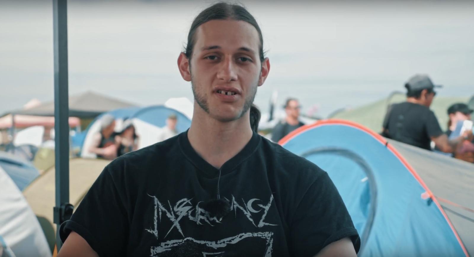 Témoignage : Un amateur de metal extrême devenu chrétien