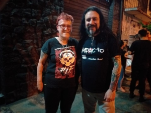 Interview : témoignage d'une ancienne anarcho-punk