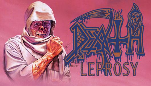 Biblical advisory, explicit lyrics : Death – Leprosy