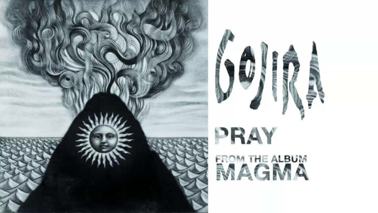 Biblical advisory, explicit lyrics de Gojira – Pray
