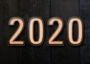 Read more about the article Bilan de l'année 2020