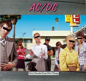 Biblical advisory, explicit lyrics : AC/DC – Ride On